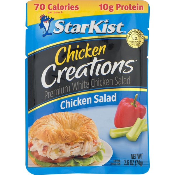 StarKist Chicken Creations Chicken Salad Pouch