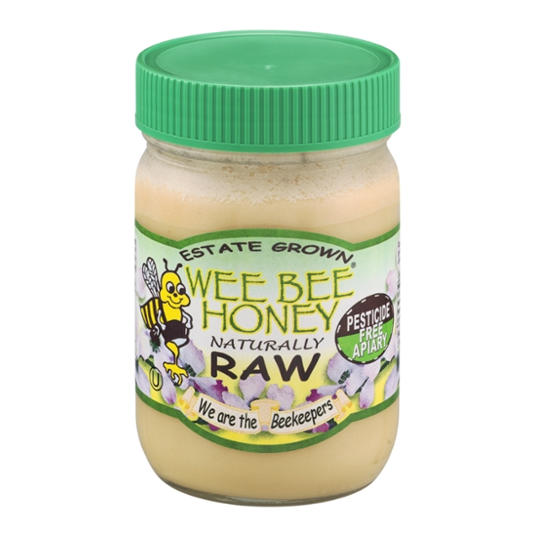 Wee Bee Honey Naturally Raw