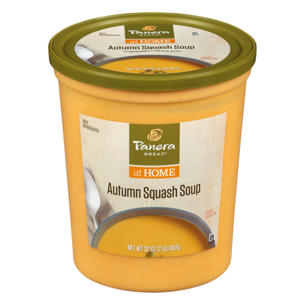 Panera Bread at Home Autumn Squash Soup Refrigerated