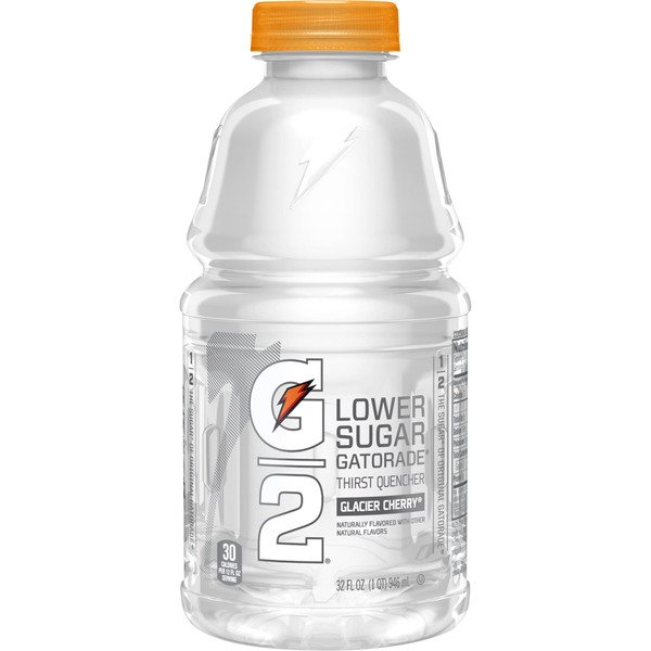 Gatorade G2 Thirst Quencher Sports Drink Glacier Cherry