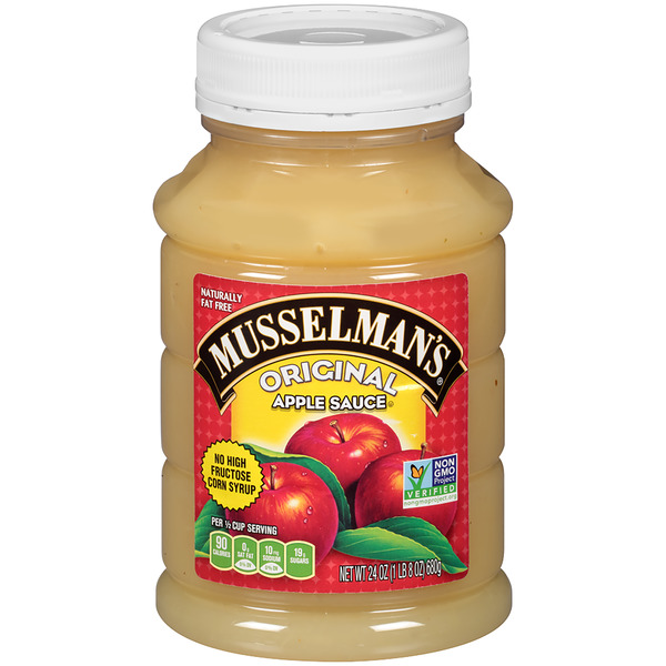 Musselman's Apple Sauce Original