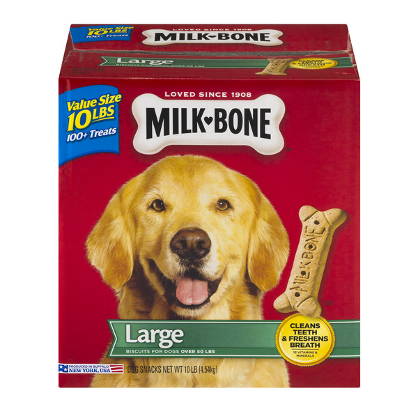 Milk-Bone Dog Snacks Large