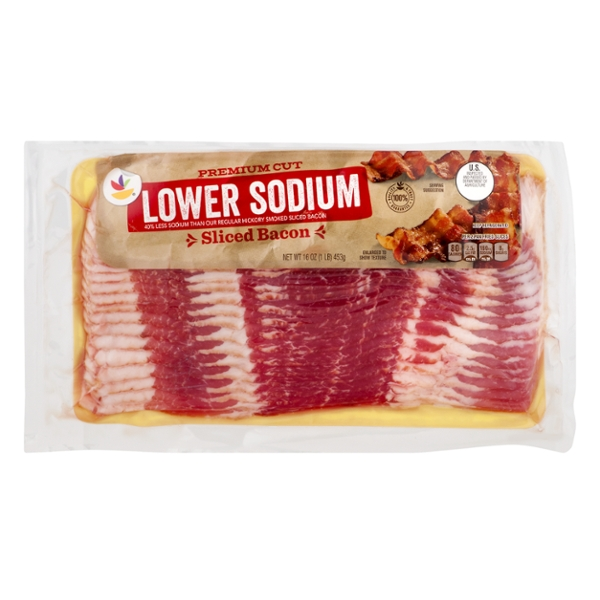 GIANT Bacon Lower Sodium