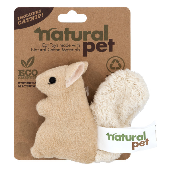 Natural Pet Cat Toy