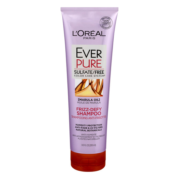 L'Oreal EverPure Color Care System Shampoo Frizz-Defy Sulfate-Free