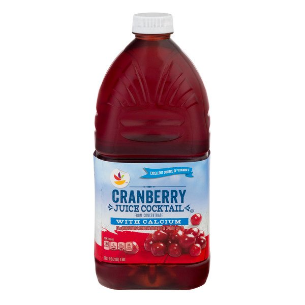 GIANT Cranberry Juice Cocktail with Calcium