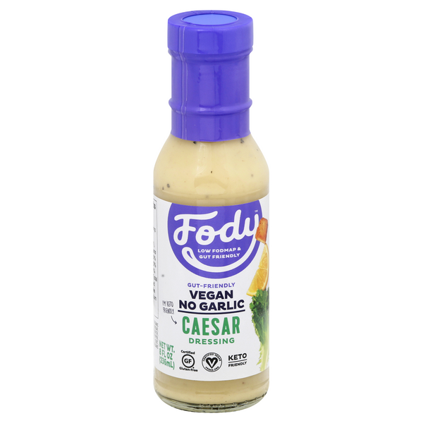 Fody All Hail Caesar Dressing Lactose & Gluten Free