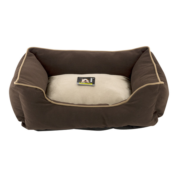 Companion Stuffed Lounger Pet Bed Large