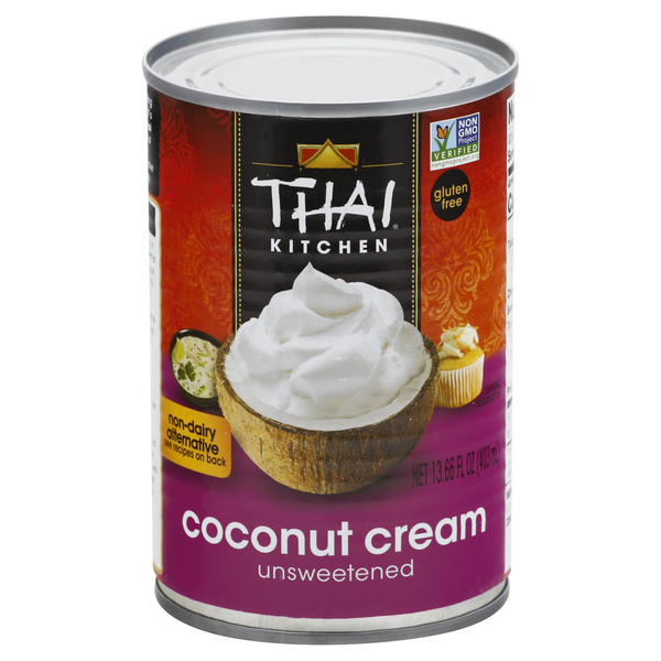 Thai Kitchen Coconut Cream Unsweetened Gluten Free
