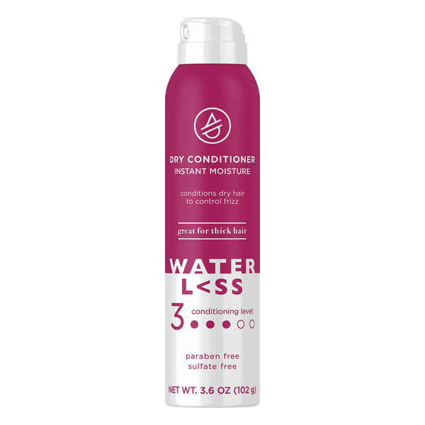 Waterless Dry Conditioner Instant Moisture Thick Hair