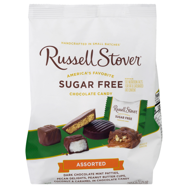 Russell Stover Assorted Chocolates Sugar Free