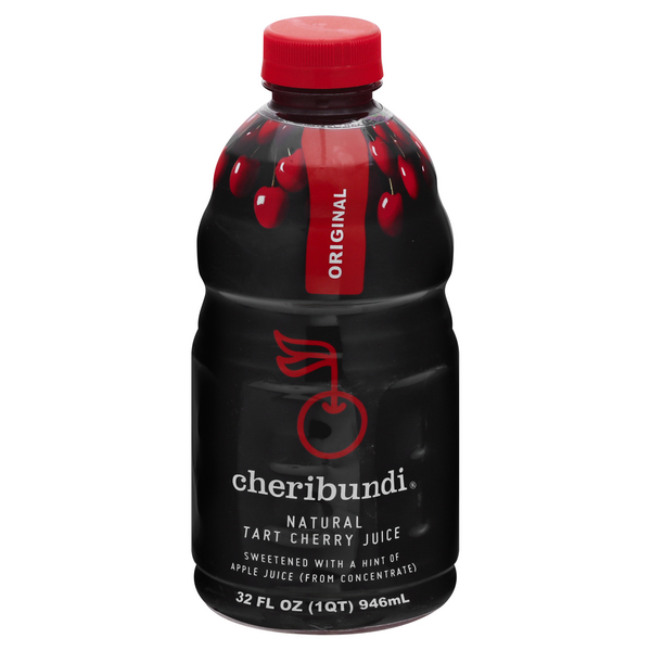 Cheribundi Juice Drink Tart Cherry Original