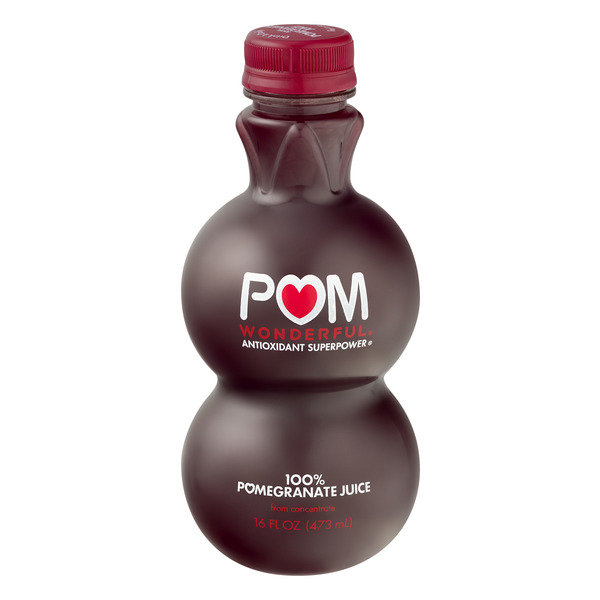POM Wonderful 100% Pomegranate Juice Fresh