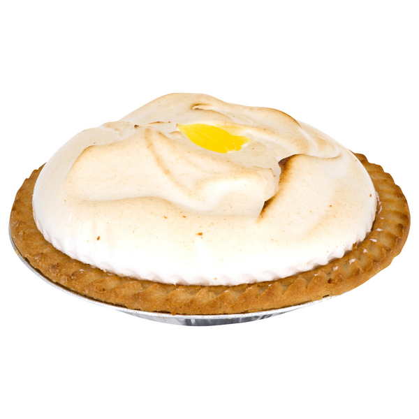 Giant Bakery Pie Lemon Meringue 8 Inch