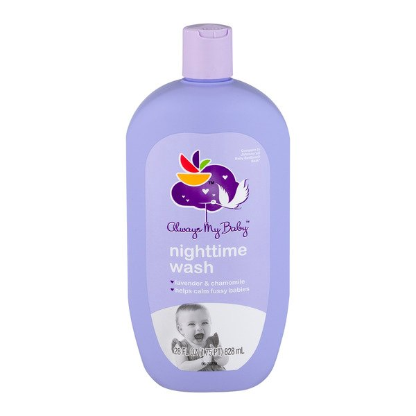 Always My Baby Nighttime Wash Lavender & Chamomile