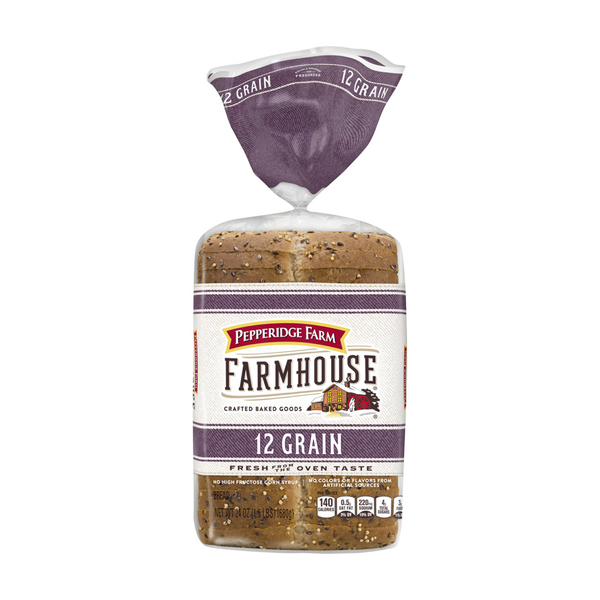 Pepperidge Farm Farmhouse 12 Grain Bread