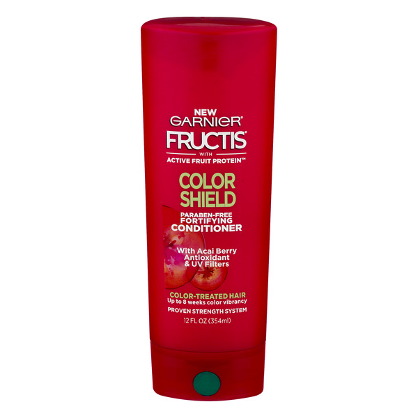 Garnier Fructis Color Shield Fortifying Conditioner Paraben Free
