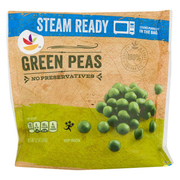 Stop & Shop SteamReady Green Peas