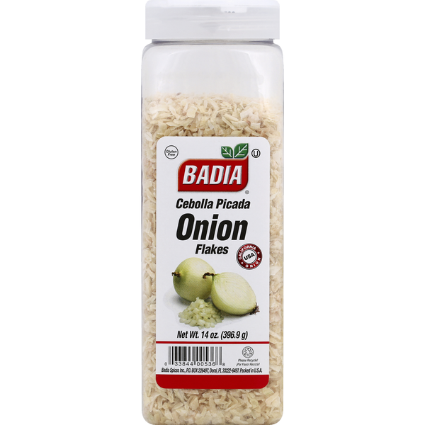 Badia Onion Flakes