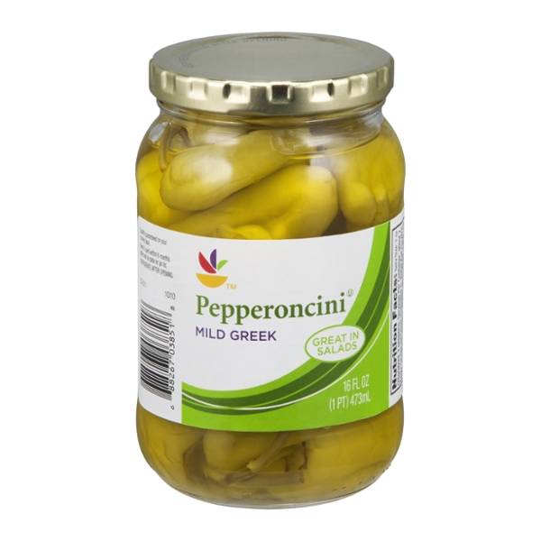 MARTIN'S Pepperoncini Greek Mild