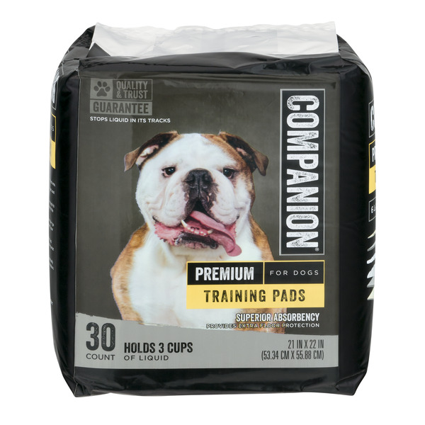 Companion Premium Training Pads 21 X 22 Inch