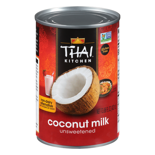 Thai Kitchen Coconut Milk Premium Unsweetened Gluten Free
